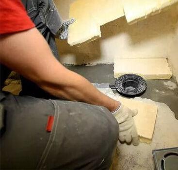 Слив для душевой кабины: вариант для поддона и под плитку, устройство и замена, слив-перелив, сливной клапан для воды, как правильно разобрать в душе