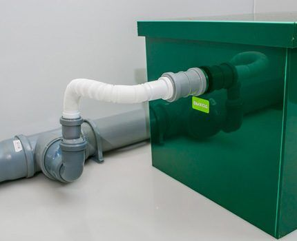 Сепараторы жира из пластика