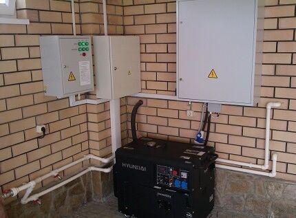 Независимое энергоснабжения частного дома