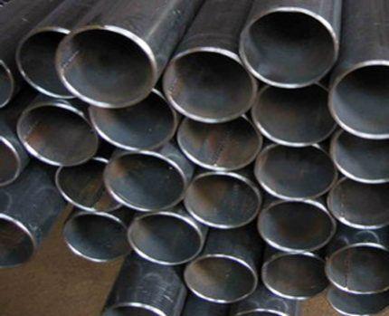 Бесшовная стальная труба