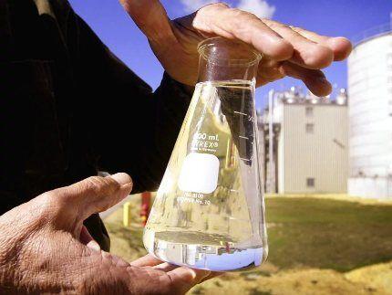 Самостоятельное приготовление биотоплива