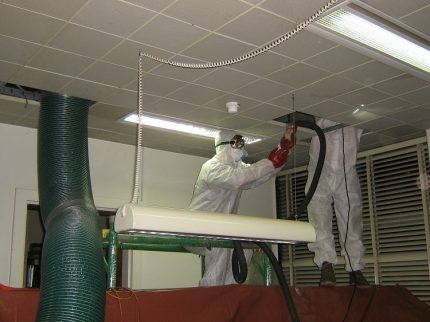 Метод очистки вентиляции