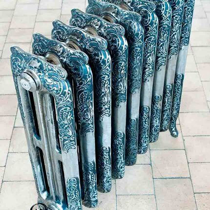 Радиаторы с рисунком