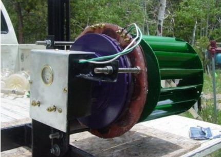 Готовая мини-ГЭС
