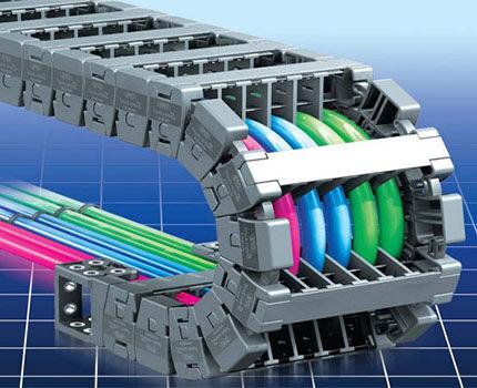 Гибкий кабель-канал
