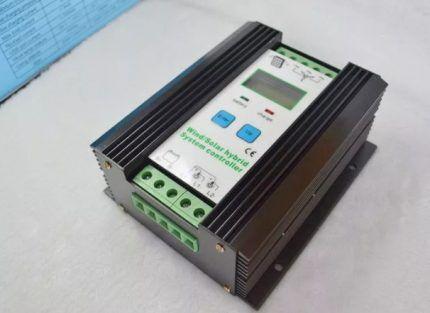 Контроллер ветрогенератора подбор
