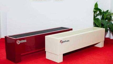 Модели напольных конвекторов Polvax