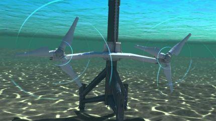 Подводные ветряки