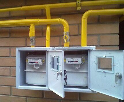 Порядок подключения газоснабжения