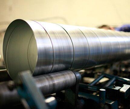 Спирально-навивные трубы