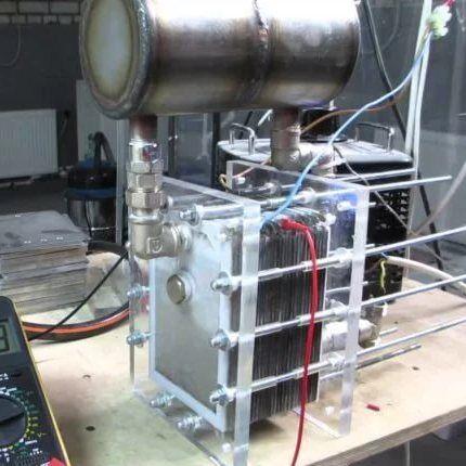 Генератор водорода – Водородный генератор своими руками