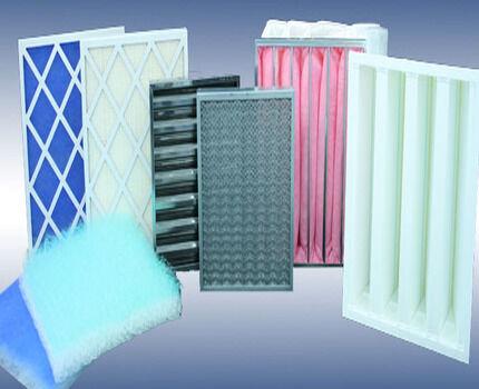 Класс очистки фильтров для вентиляции