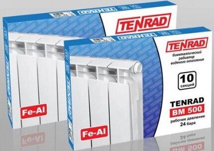 Радиатор Tenrad