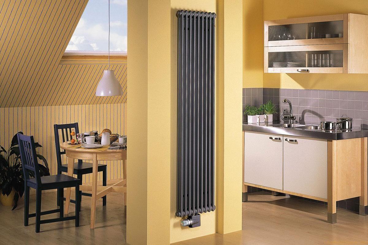 радиаторы вертикальные трубчатые