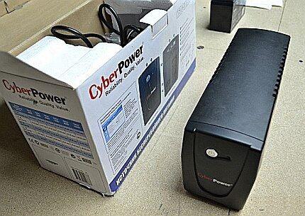 Резервный ИБП CyberPower Value500EI