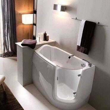 Маленькие ванны и компактные размеры. Для чего нужны и какие бывают сидячие ванны