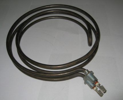 ТЭН для тепловой электропушки