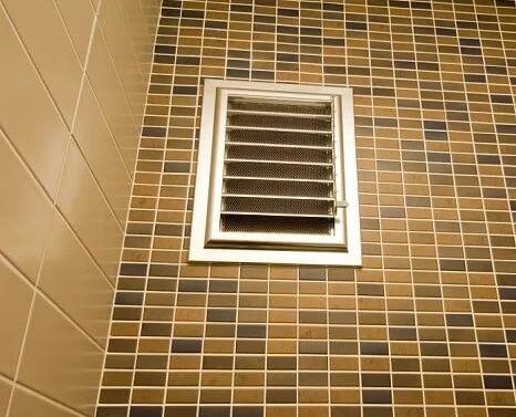 Как установить вентиляцию в ванной комнате и туалете