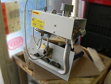 Механическая автоматика для котлов