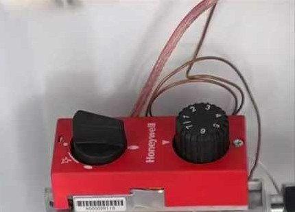 Энергонезависимая автоматика для газового котла