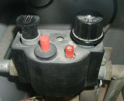 Автоматика Орион для газовых котлов
