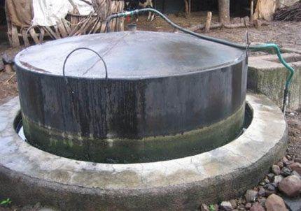 Биореактор с водяным нагревом