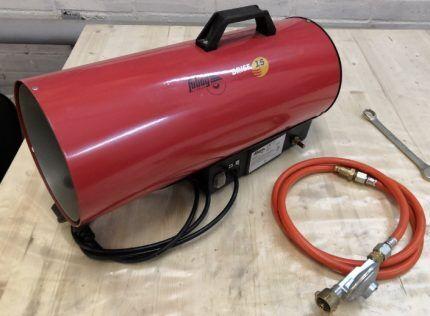 Газовая пушка Fubag