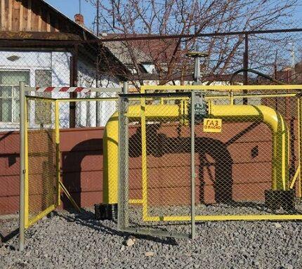 Надземные и подземные газопроводы устройство и особенности прокладки