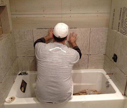 Гидроизоляция пола в ванной под плитку материалы