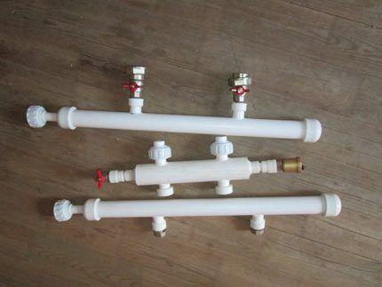 Гидрострелки на отопление