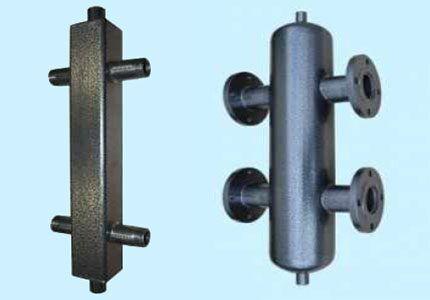 Конструкция классической гидрострелки