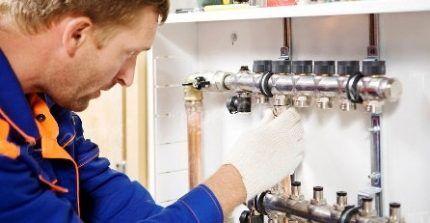 Обвязка системы отопления