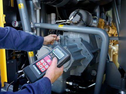 Техническая проверка газопровода