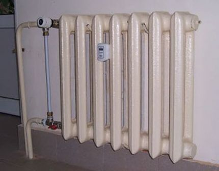 Индивидуальный счетчик на отопление