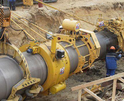Магистральный газопровод