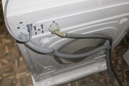 Шланги стиральной машины