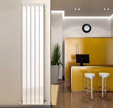 Секционные вертикальные радиаторы