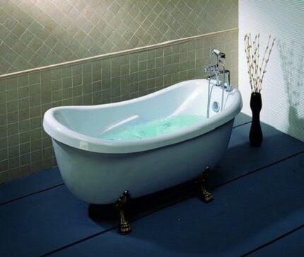 Высота регулируемых ножек для ванны