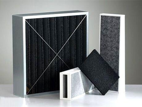 Угольные фильтры в вытяжных зонтах