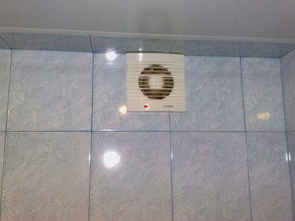 Вытяжка для ванной