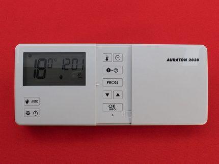 Комнатный датчик температуры