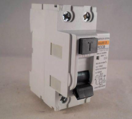 Конструкция дифференциального автомата