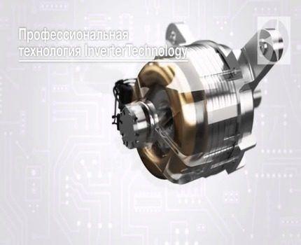 Двигатель AEG