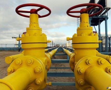 Газопровод с лупингом