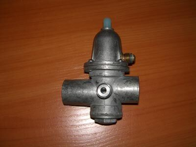 Клапан газового котла