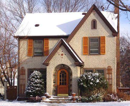 Отопление дома зимой