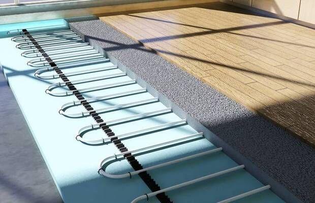 Какой теплый пол выбрать под ламинат: лучше электрический или водяной