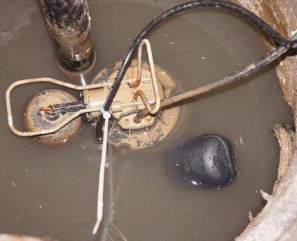 Дренажно-канализационная система