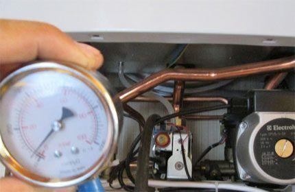 Проверка соединений на герметичность