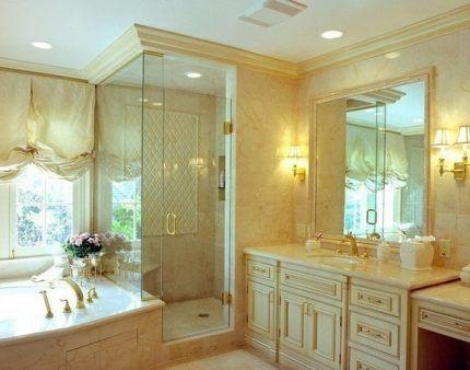 Мебельная коллекция для ванной